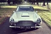 A Beautiful Look Into James Bond's Aston Martin DB5