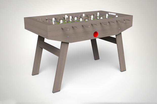 A Beautifully Designed Foosball Table by CB2 and Scot Herbst