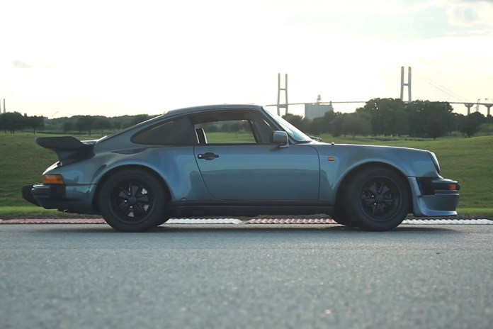 A Grey Market 1984 Porsche 930 Featured in New Cars I See Episode
