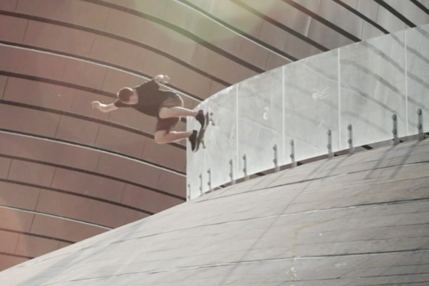 A Skate Video Shot in the Chinese Ghost Town of Ordos