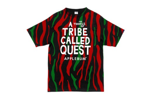 A Tribe Called Quest x Applebum 'Beats, Rhymes & Life - The Travels of A Tribe Called Quest' T-Shirt