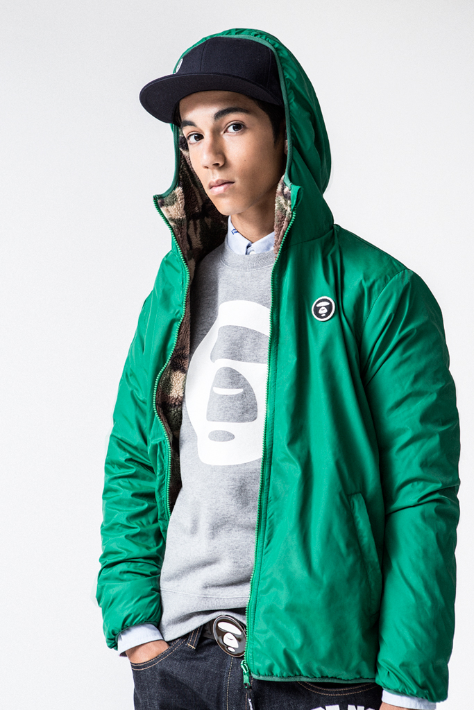AAPE by A Bathing Ape 2012 Fall Lookbook