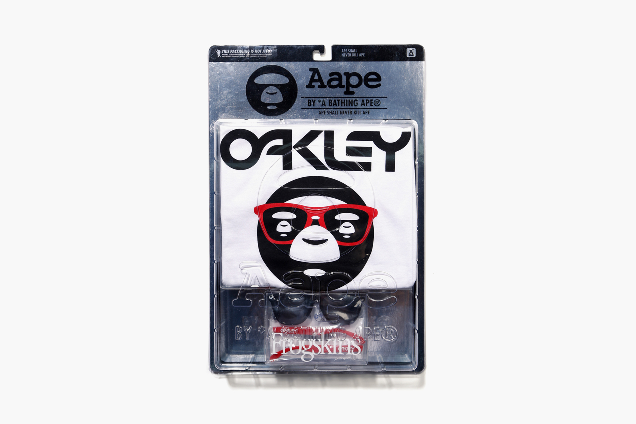 AAPE by A Bathing Ape x Oakley 2012 Fall Capsule Collection