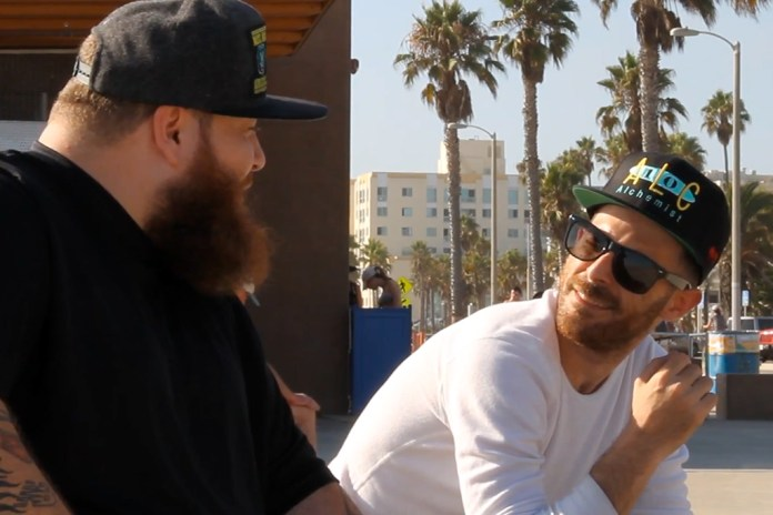 Action Bronson & The Alchemist 'Back and Forth' Interview