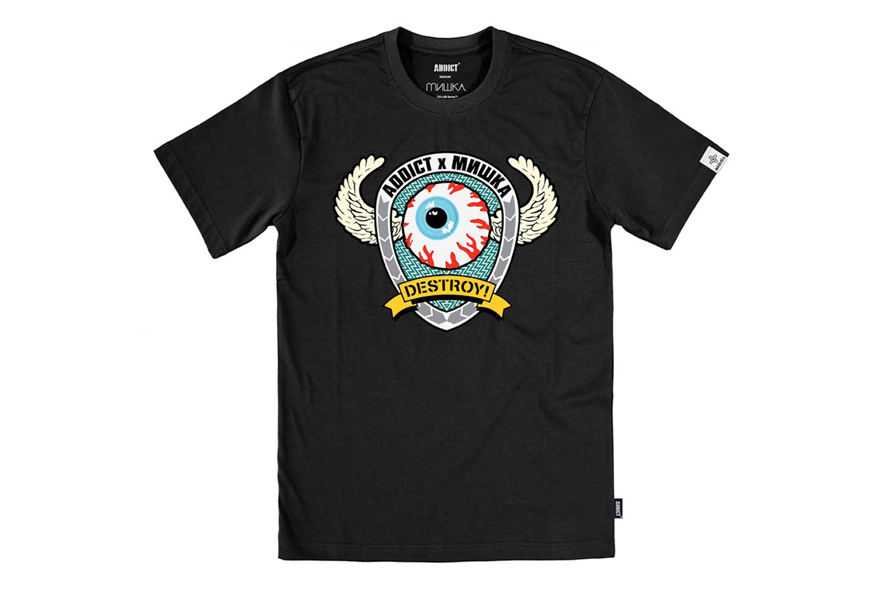 Addict x Mishka 2012 Fall Capsule Collection