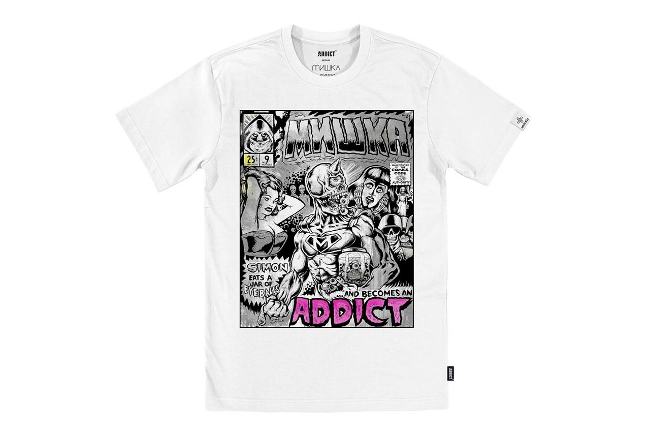 Addict x Mishka 2012 Fall Capsule Collection
