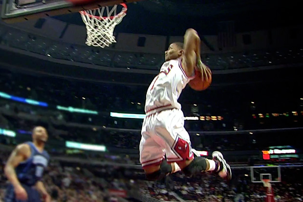 adidas Basketball: Derrick Rose Explains the Inspiration Behind His New Logo
