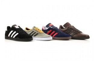 adidas Skateboarding 2012 October Releases