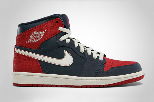 air jordan 1 high obsidian gym red