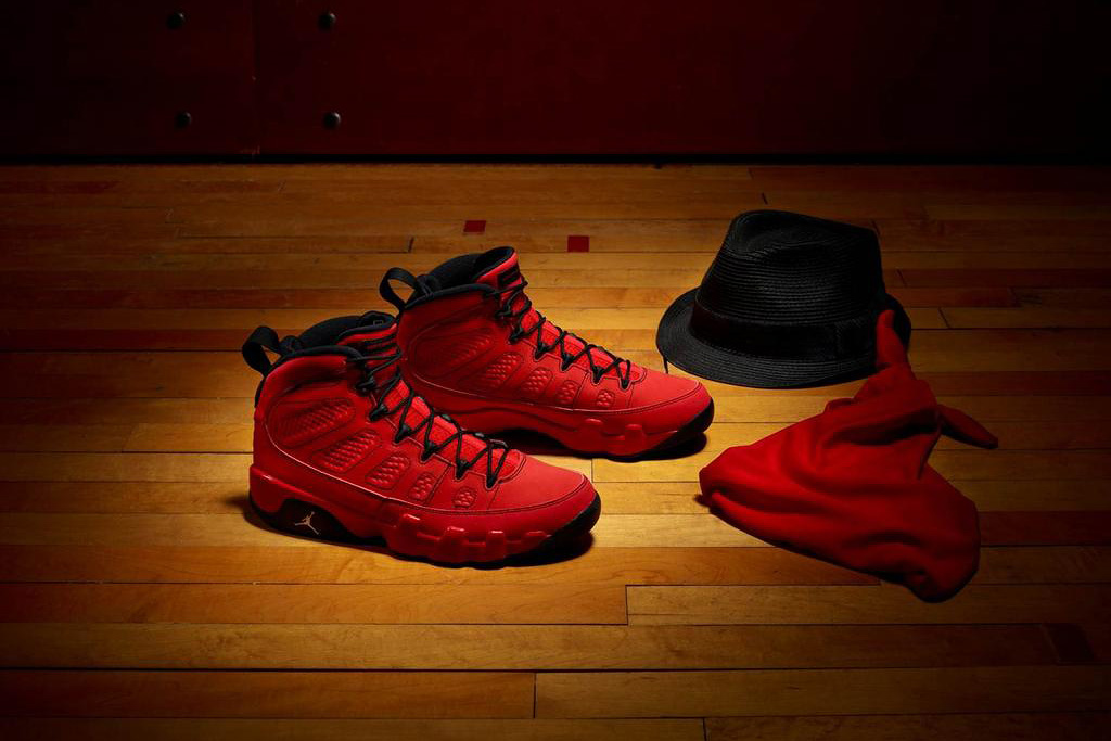 "Air Jordan IX ""Motorboat Jones"""