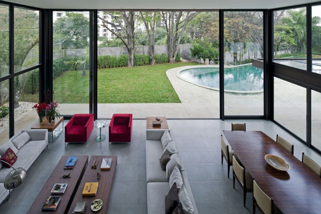 am house by drucker arquitetura