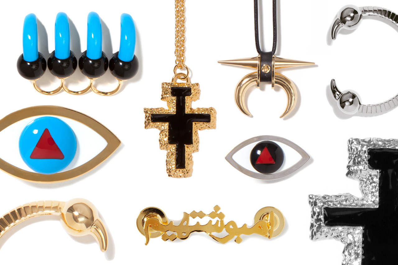 """AMBUSH 2012 """"HOLY MOUNTAIN"""" Collection Releases"""