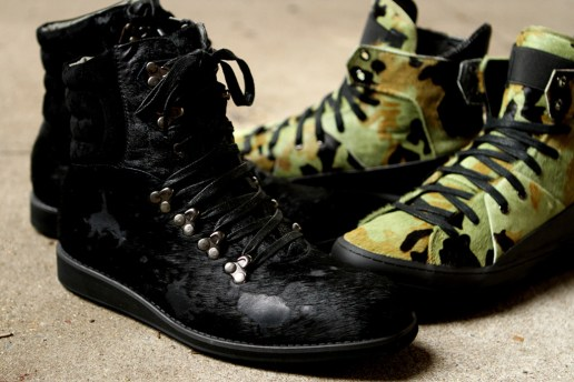 Android Homme 2012 Fall/Winter New Releases