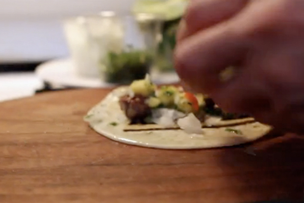 Animals Eating Animals Finish Off Their Series with Sweetbread Tacos