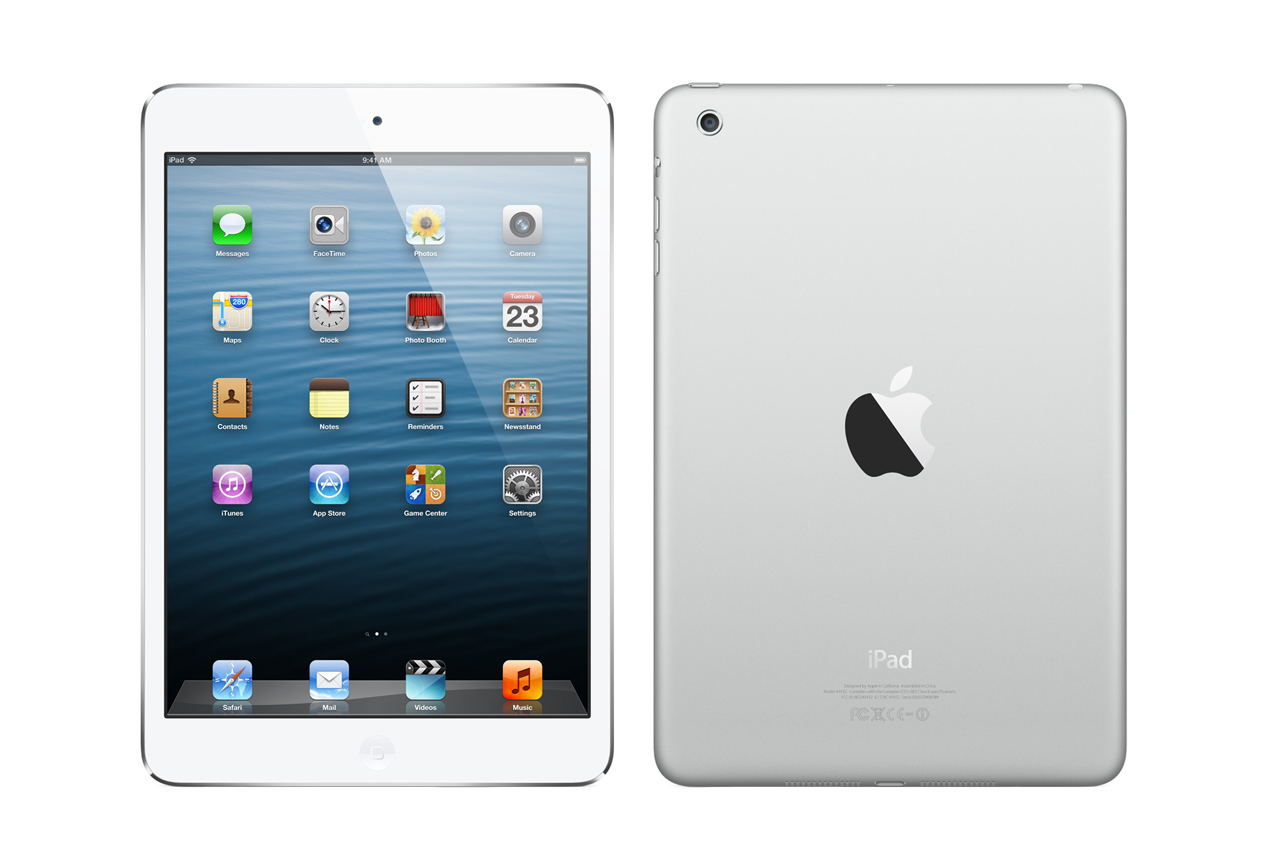 Apple Introduces New iPad Mini