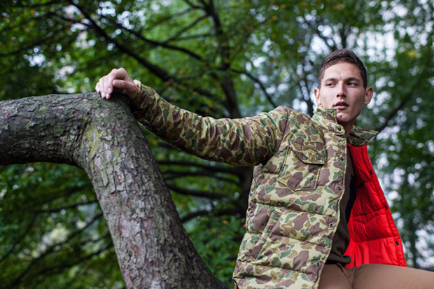 atrium x penfield 2012 winter capsule collection lookbook