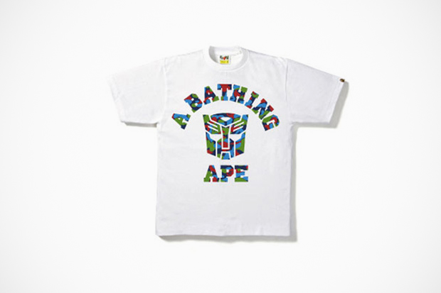 transformers prime bape capsule collection