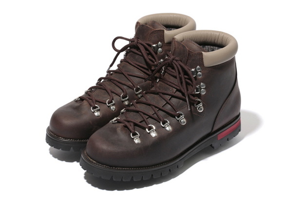 BAPE Mountain Soldier Hiking Boot