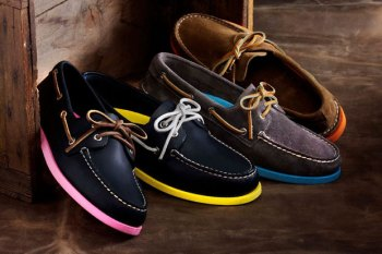 Sperry Top-Sider 2012 Fall/Winter Barneys Exclusive Collection