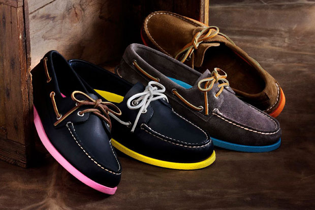 sperry top sider 2012 fall winter barneys exclusive collection