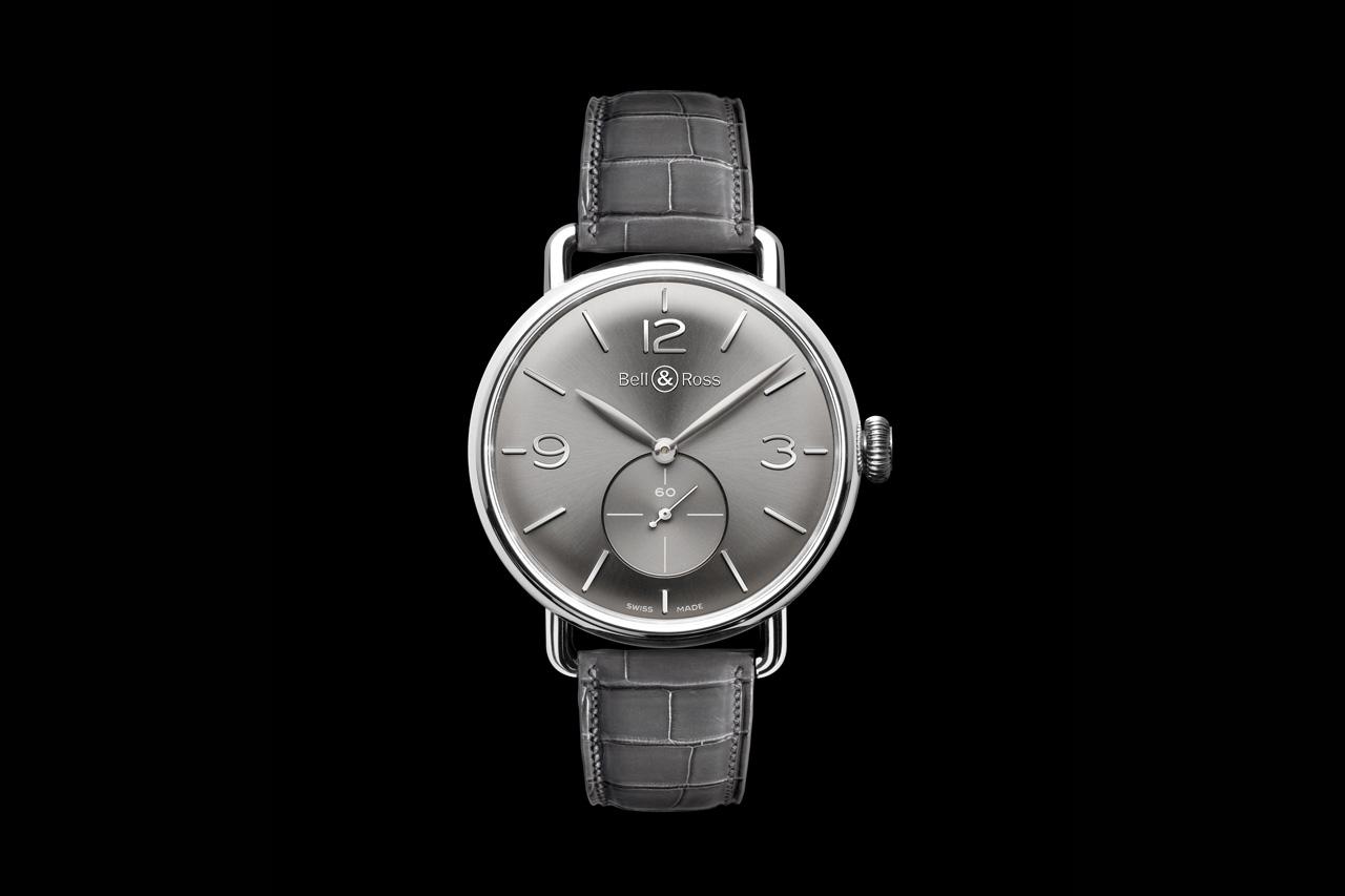 Bell & Ross WW1 & PW1 Argentium Watch
