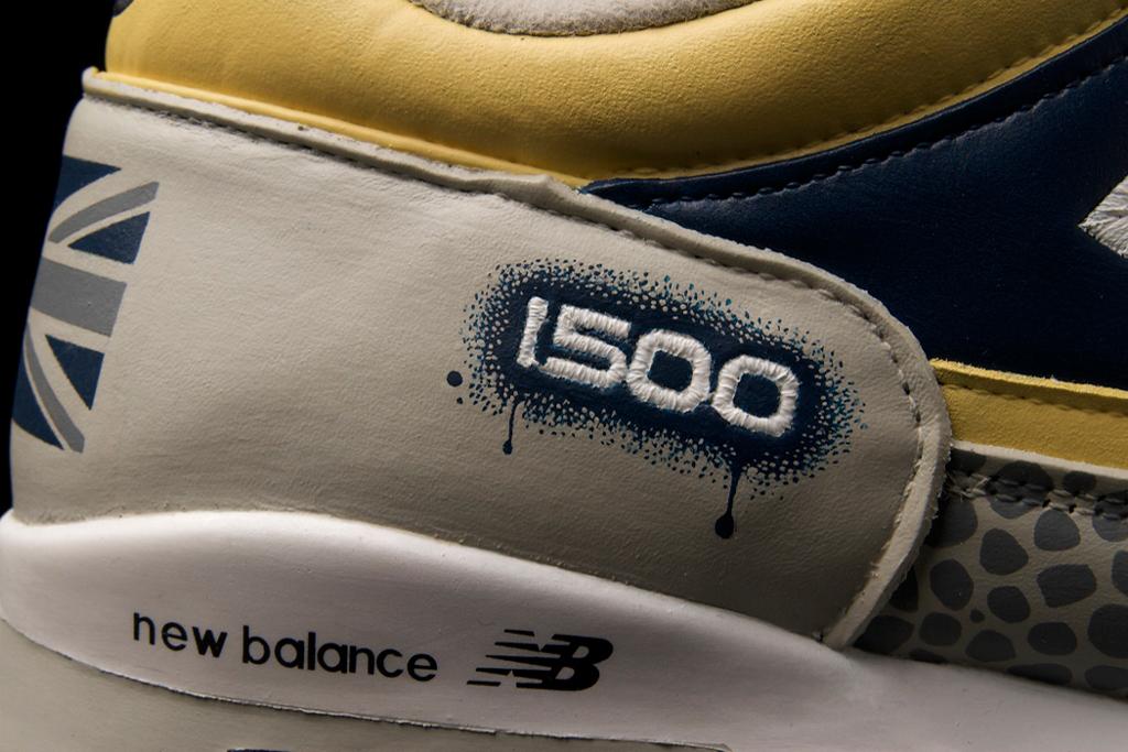 "Benji Blunt x New Balance M1500 ""30 Years of Flimby"""