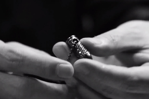 Benji Madden Commissions .40 Caliber Bullet Necklace on Ben Baller's New Reality Show