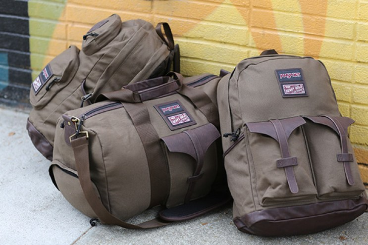 Benny Gold x JanSport 2012 Winter Lookbook