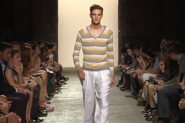 Billy Reid 2013 Spring Runway Video