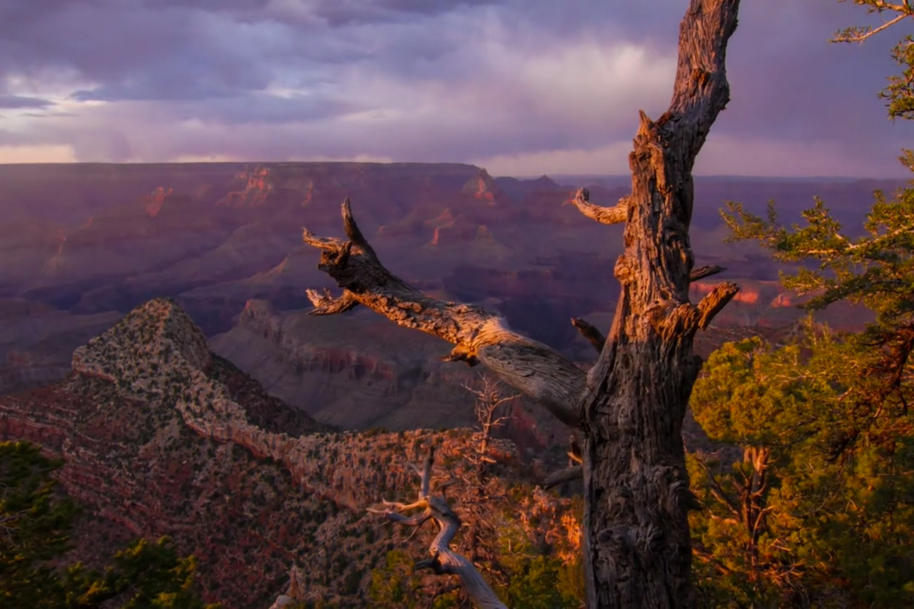 Blink of Time - A Stunning Timelapse Video of the Grand Canyon
