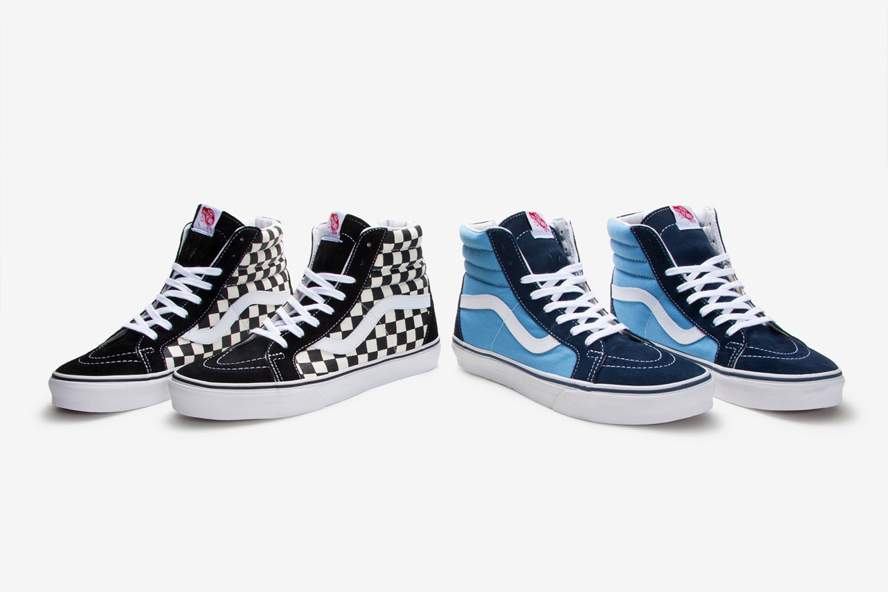 Bones Brigade x Vans 2012 Fall Sk8-Hi Re-Issue Pack