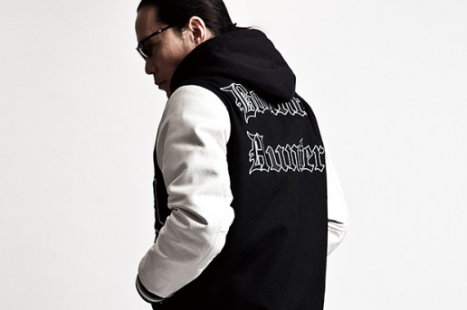 BOUNTY HUNTER 2012 BxH Stadium Jacket