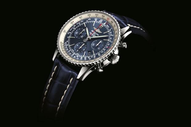 Breitling Navitimer Blue Sky 60th Anniversary