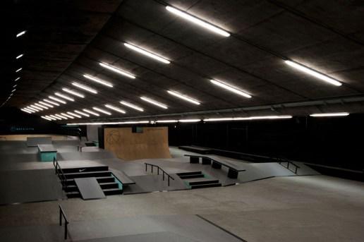 Brinkworth Revamps BaySixty6 Skate Park