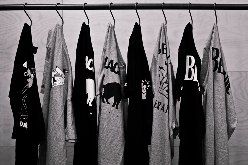 BTNC 2012 Fall/Winter Lookbook