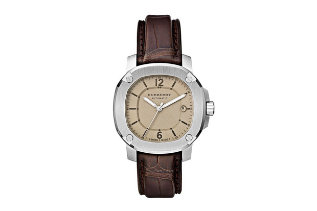 Burberry Releases Its First Automatic Watches