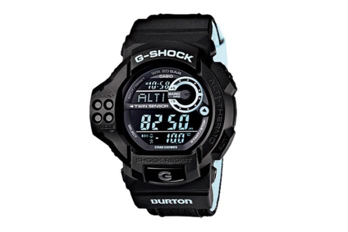 Burton x Casio G-Shock GDF-100BTN-1JR Watch