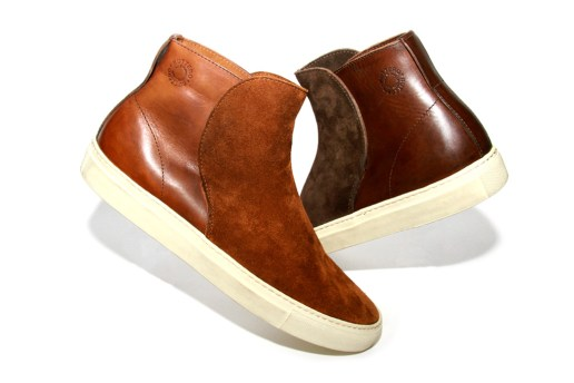 Buttero 2012 Fall/Winter Slip-On Chukka Sneaker