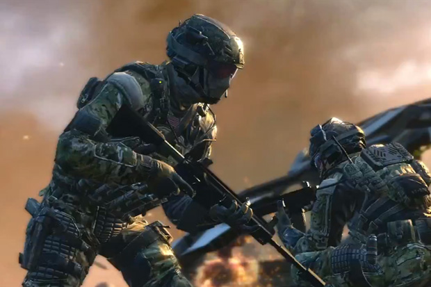 Call of Duty: Black Ops 2 Official Launch Trailer