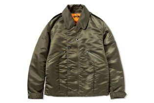 CASH CA Flight Jacket