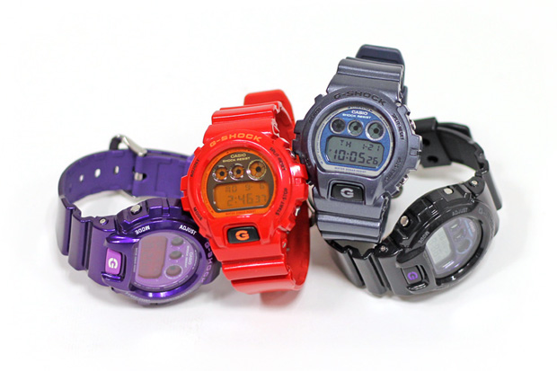 casio g shock dw6900 new fall colors