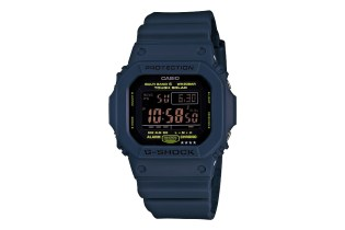 "Casio G-Shock ""Navy Blue"" Pack"