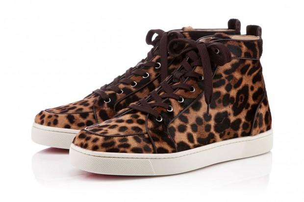 christian louboutin 2012 fall winter leopard rantus orlato flat