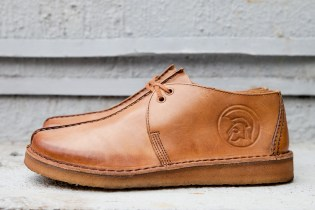 Trojan Records x Clarks Originals 2012 Fall/Winter 40th Anniversary Desert Trek - A Closer Look