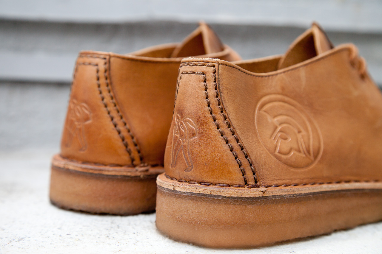 clarks originals 2012 fall winter 40th anniversary desert trek a closer look