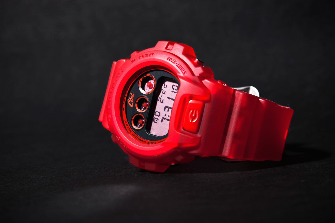 CLOT x Casio G-Shock 2012 Fall/Winter DW-6900