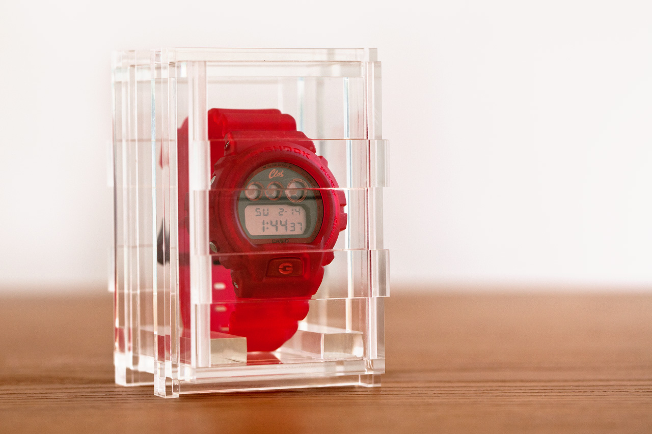 CLOT x Casio G-Shock 2012 Fall/Winter DW-6900 Special Edition