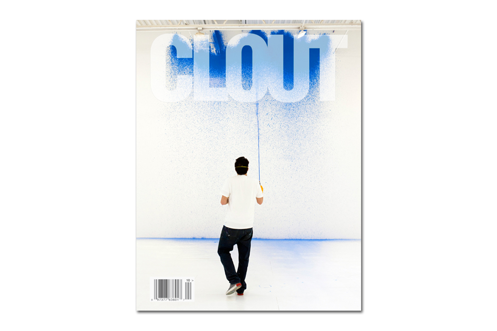 CLOUT Magazine Issue 12 featuring KR
