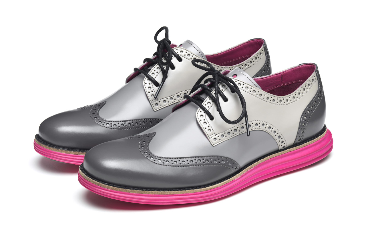 Cole Haan Limited Edition Cooper Square and LunarGrand Wingtips