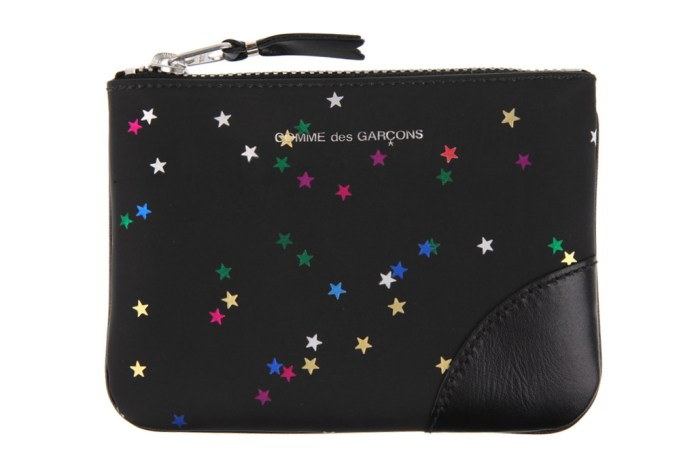 COMME des GARCONS 2012 Fall/Winter Stars Wallet Collection
